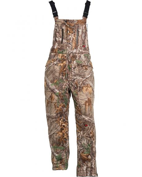 10X Realtree Xtra Silent Quest Insulated Scentrex Bib