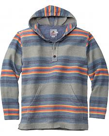 Pendleton Men's Serape Stripe Surf Popover