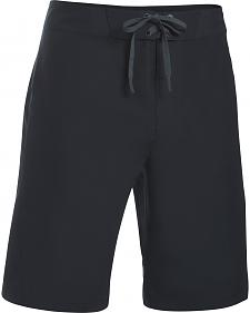 Under Armour Men's Black Mania Board Shorts