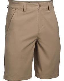 Under Armour Men's Fish Hunter Flat Front Shorts