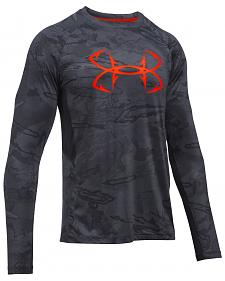 Under Armour Men's CoolSwitch Thermocline Fishing Shirt