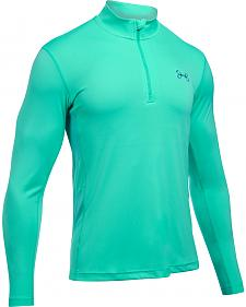Under Armour Men's Fish Hunter 1/4 Zip Shirt