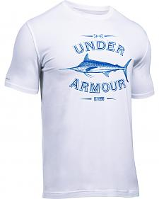 Under Armour Men's Classic Marlin Graphic T-Shirt