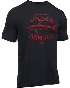 Under Armour Men's Classic Shark Graphic T-Shirt