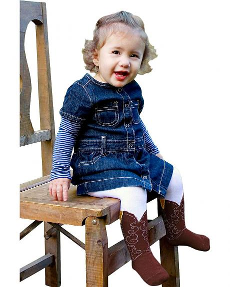 Bootzie Infant Tights - 6-18 months