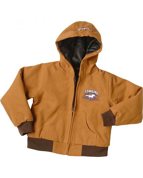 Cowgirl Hardware Too Cute to Cry Jacket - 2-16