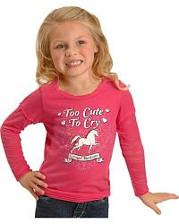 Too Cute To Cry L/S Knit at Sheplers
