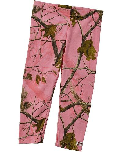Infant Girls Pink Realtree Leggings Western & Country 237PM