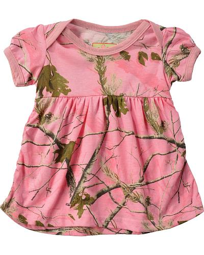 Toddler Girls Pink Realtree Dress Western & Country 498PM