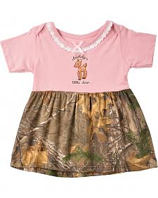 Bell Ranger Lil Joey Toddler Girls' Daddy's Little Dear Dress