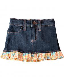 Wrangler Infant Girls' All Around Baby Western Skirt with Bloomers