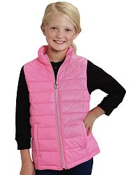 Girls' Coats, Jackets & Vests