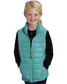 Roper RangeGear Girls' Crushable Vest