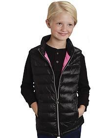 Roper RangeGear Girls' Crushable Vest