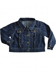 Red Ranch Girls' Denim Jacket