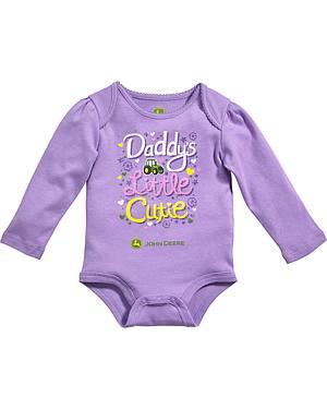 John Deere Infant Girls