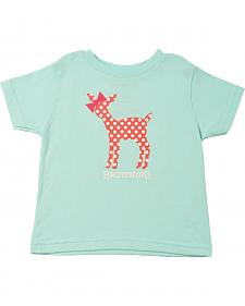 Browning Toddler Girls' Doe a Deer Shirt