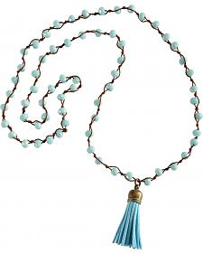 2 Queen B's Gypsy Mint Necklace