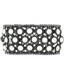 Blazin Roxx Rhinestone Bangle