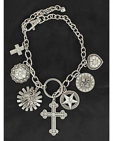 Blazin Roxx Western Charm Necklace