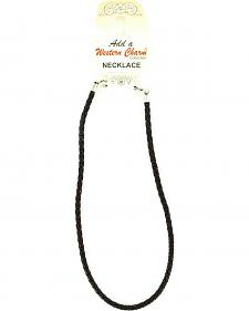 Western Charm Cord Necklace