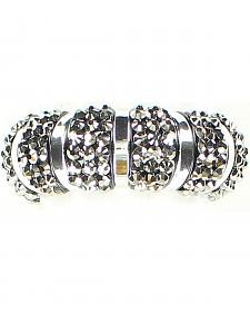 Blazin Roxx Beaded Stretch Bangle