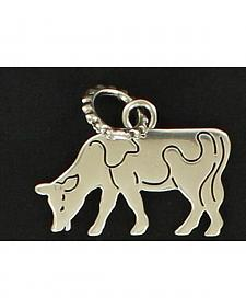 Dairy Cow Necklace Pendant