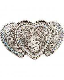 Triple Heart Buckle