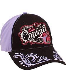 """Blazin Roxx """"All Cowgirl, No Bull"""" Cap"""