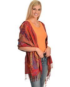 Quagga Garden Delights Tapestry Wrap