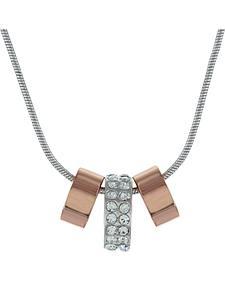 Montana Silversmiths Women's Rose Gold & Shine Necklace