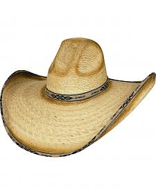 Bullhide Summerhaven Straw Cowgirl Hat