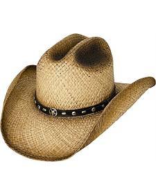 Bullhide OK Corral Straw Cowgirl Hat