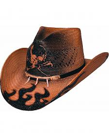 Bullhide Dangerous Straw Cowgirl Hat