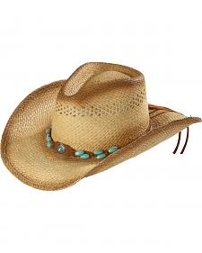 Bullhide You are Easy on the Eyes Straw Cowgirl Hat