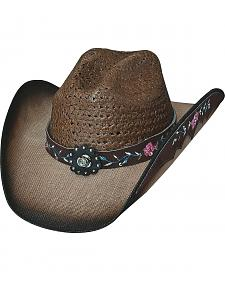 Bullhide Enchanted Straw Cowgirl Hat