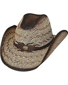 Bullhide Desert Gold Straw Cowgirl Hat