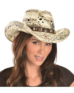Bullhide Girl Next Door Straw Cowgirl Hat