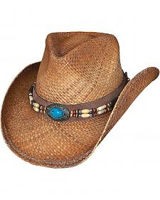 Bullhide Forbidden Treasure Straw Cowgirl Hat