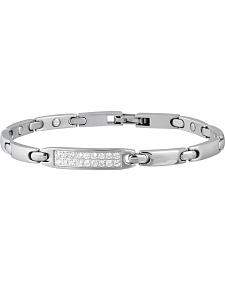 Sabona Ladies' Pave' Magnetic Bracelet