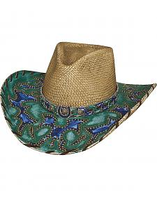 Bullhide Wind of Change Panama Straw Cowgirl Hat
