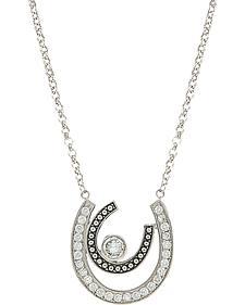 Montana Silversmiths Women's Vintage Charm Cherished Treasure Necklace