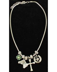 Blazin Roxx Charm Necklace