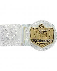 Montana Silversmiths 2015 WNFR Hinged Money Clip