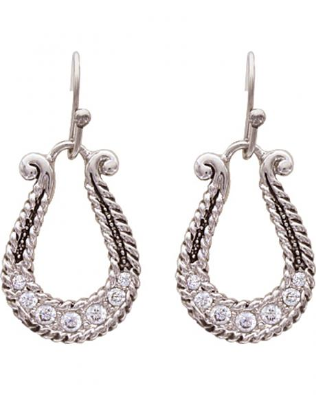 Montana Silversmiths Elegant Fortune Earrings