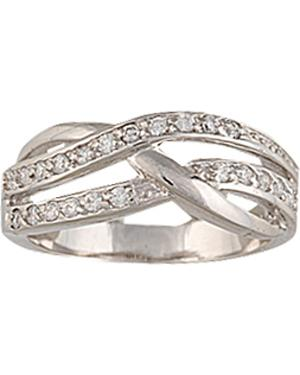 Montana Silversmiths Twin Channels Ring