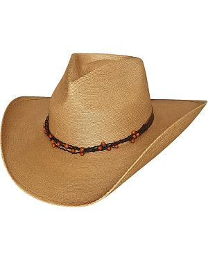 Bullhide Shaping The World Straw Cowgirl Hat