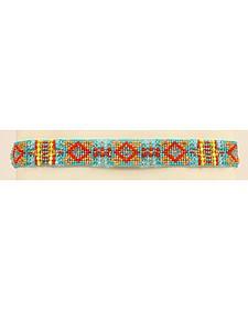 Blazin Roxx Beaded Southwest Headband