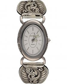Montana Silversmiths Retro Filigree Watch