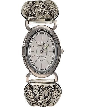Montana Silversmiths Retro Filigree Watch